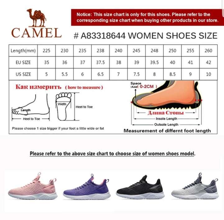 Imagen producto Zapatos deportivos sneakers zapatillas camel rosa mujer 3