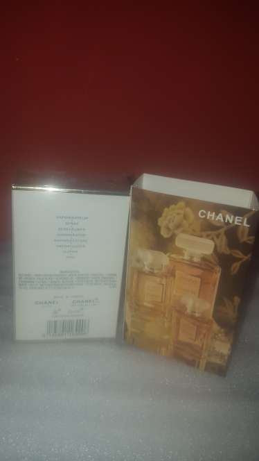 Imagen producto COCO MADEMOISELLE CHANEL perfume made in PARIS 4