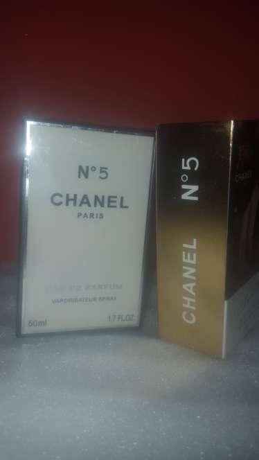 Imagen producto CHANEL N°5  perfume made in paris.NUEVO!!!2019  2