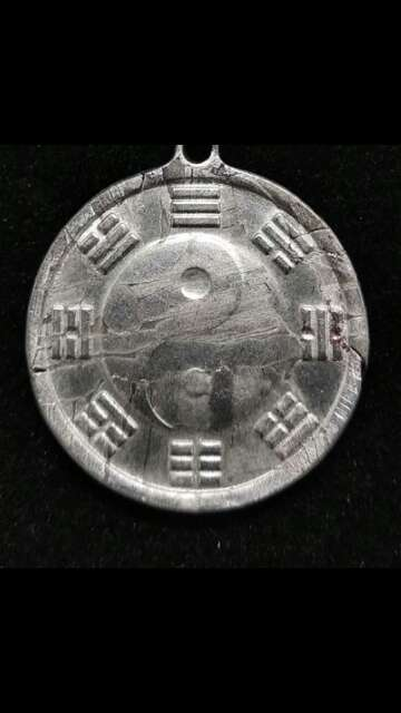 Imagen meteorito seymchan tallado