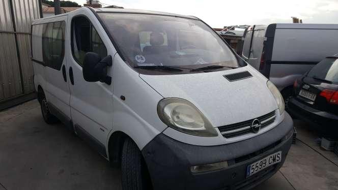 Imagen producto Opel vivaro 2