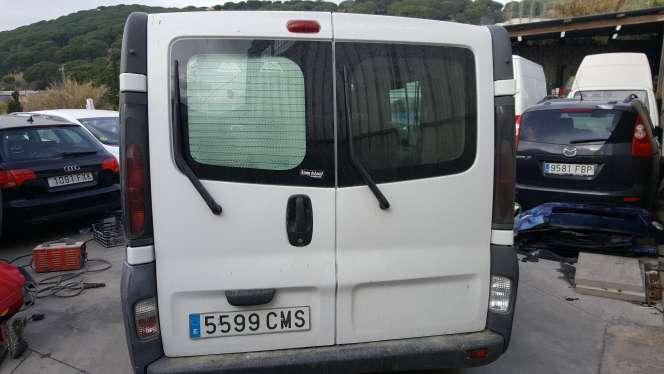 Imagen producto Opel vivaro 4