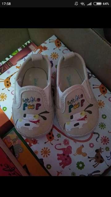 Imagen zapatillas bebé