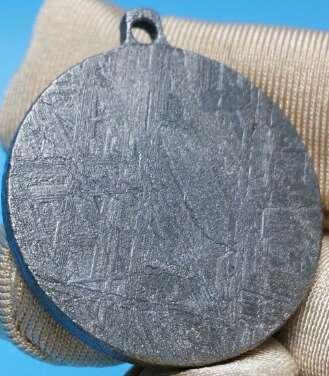 Imagen producto Meteorito seymchan tallado  3