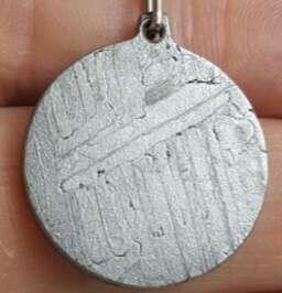 Imagen producto Meteorito seymchan tallado ojo  3