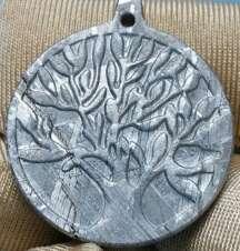 Imagen producto Meteorito muonionalusta tallado  3
