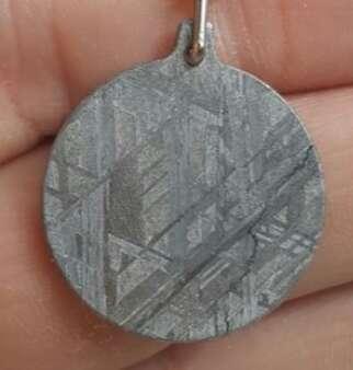 Imagen producto Meteorito muonionalusta tallado  4