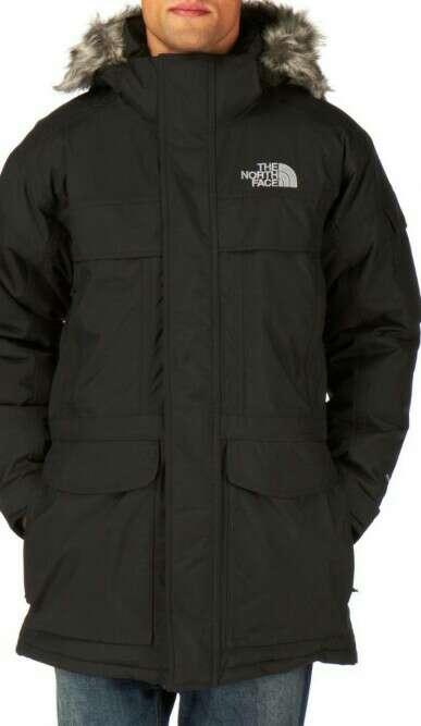 Imagen chaqueta north face