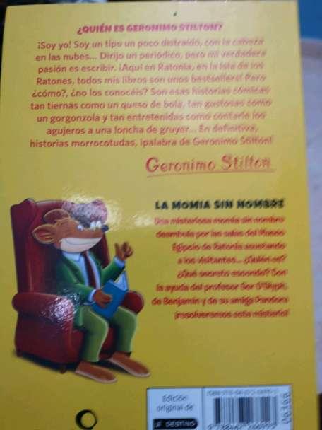 Imagen producto La momia sin nombre 2