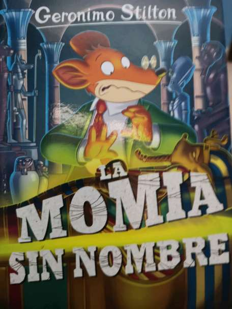 Imagen La momia sin nombre
