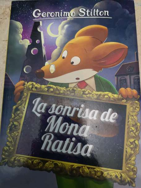 Imagen La sonrisa de la mona ratisa