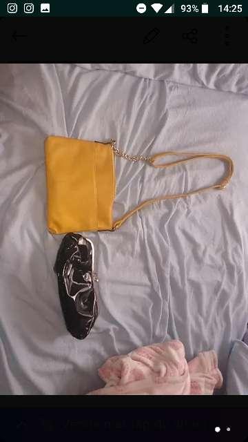 Imagen dos bolsos nuevos,se venden