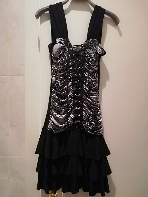 Imagen Vestido de leopardo