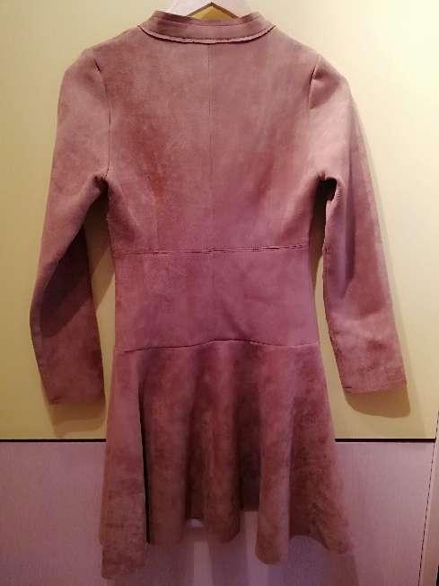 Imagen producto Vestido nuevo color camel 2