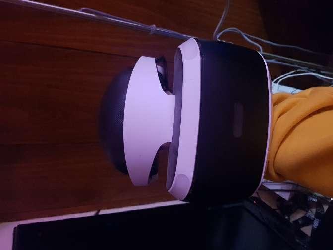 Imagen Gafas VR PS4  + Cámara + DOS juegos!