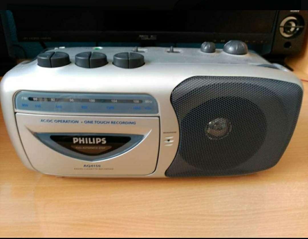 Imagen Radio-Cassete Recorder Philips