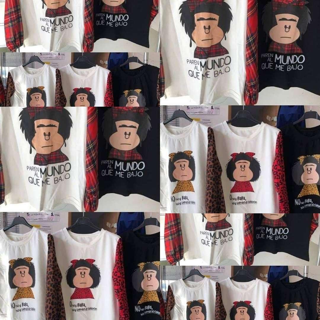 Imagen sudadera mafalda
