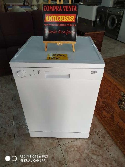 Imagen lavavajillas Beko 12c banco