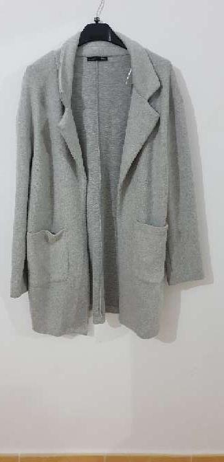 Imagen abrigo de paño Zara