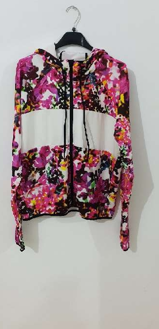 Imagen chaqueta adidas climalite