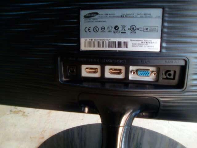 Imagen Monitor Samsung 22 pulgadas