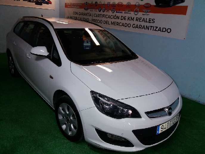 Imagen producto Opel Astra 1
