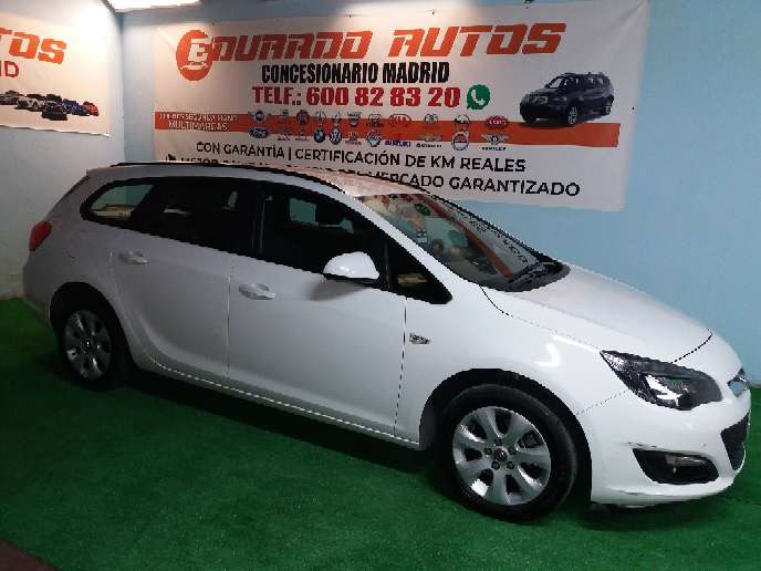 Imagen producto Opel Astra 8