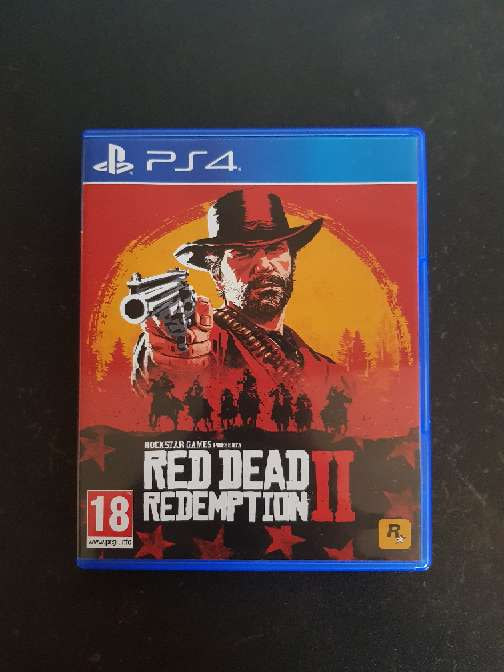 Imagen producto Red dead redemption 2 1