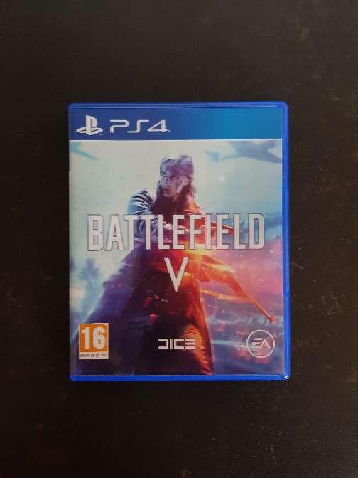 Imagen Battlefield V