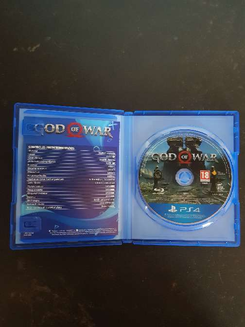 Imagen producto God of war 2