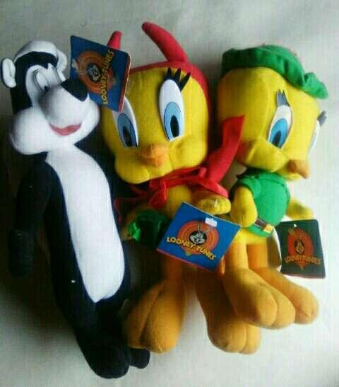 Imagen producto Muñecos de peluches nuevos  2
