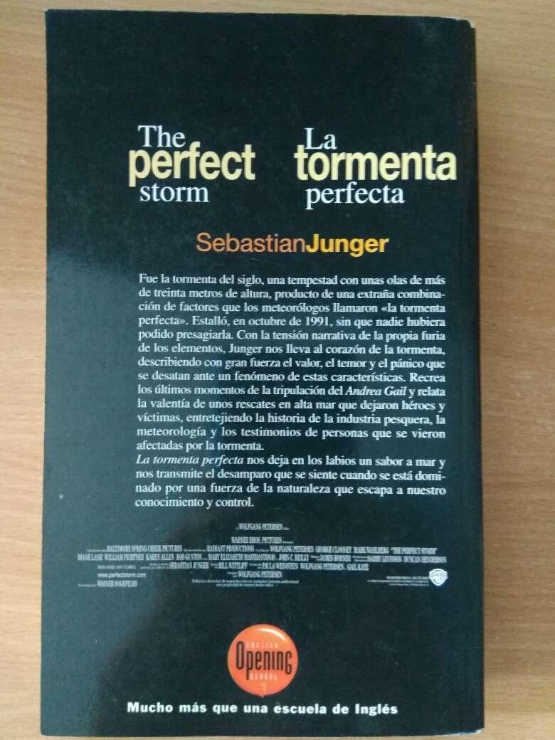 Imagen producto La tormenta perfecta en Inglés y español  2
