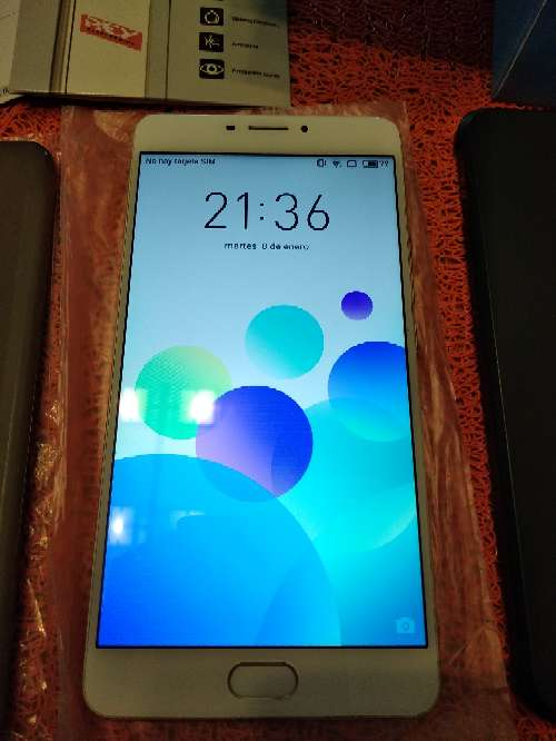 Imagen producto Meizu M3 Max - Smartphone de 6