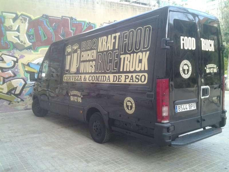 Imagen food truck