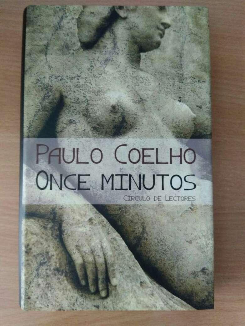 Imagen Once minutos de Paulo Coelho