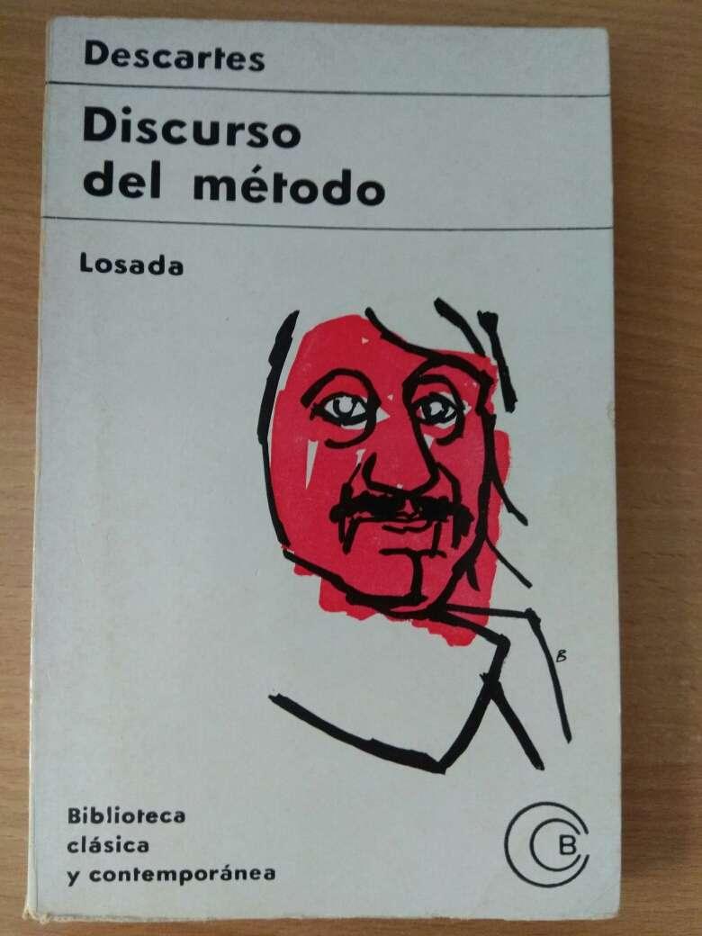 Imagen Discurso del método de Descartes