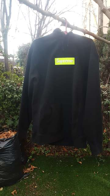 Imagen supreme hoodie