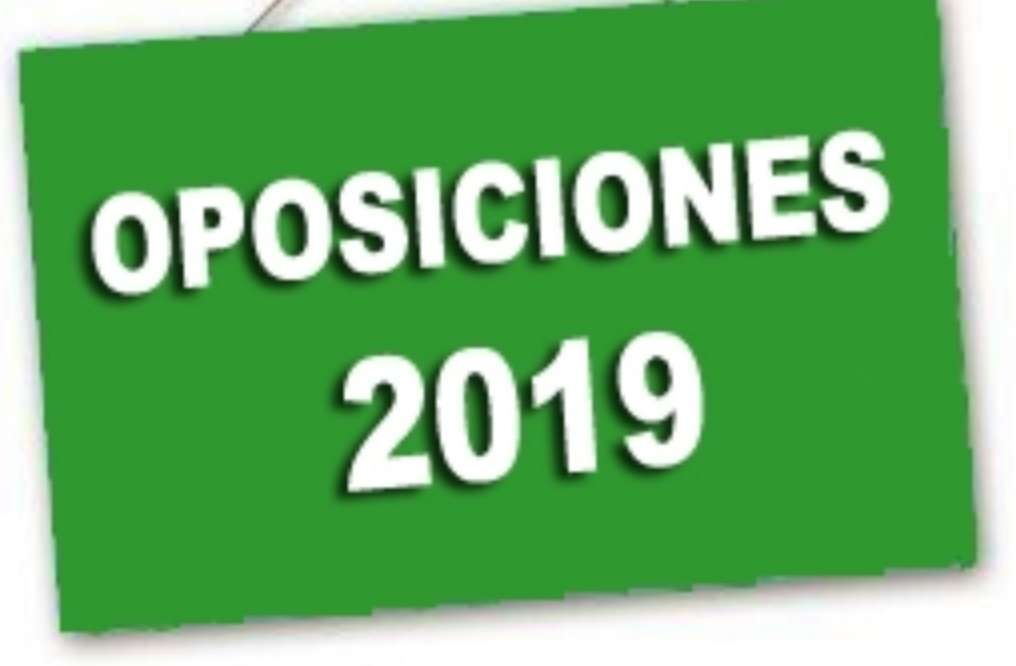 Imagen Oposiciones Maestro 2019