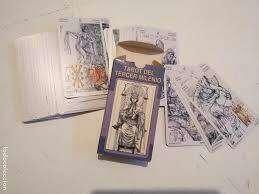Imagen Tarot del milenionuevo