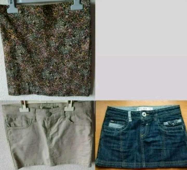 Imagen Lote de minifaldas