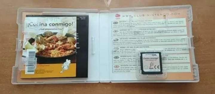 Imagen producto Juego de la Nintendo: ¡Cocina conmigo! 2