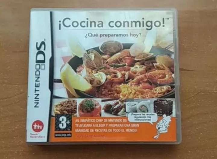 Imagen producto Juego de la Nintendo: ¡Cocina conmigo! 1
