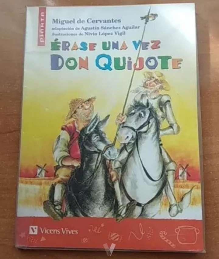 Imagen Érase una vez Don Quijote