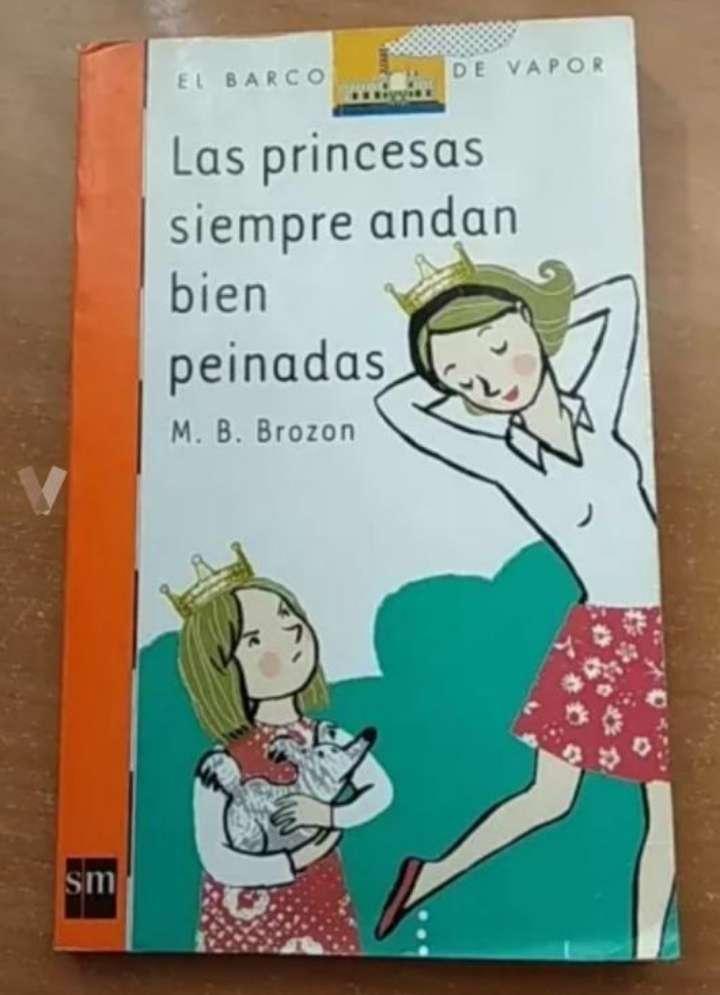 Imagen Las princesas siempre van bien peinadas