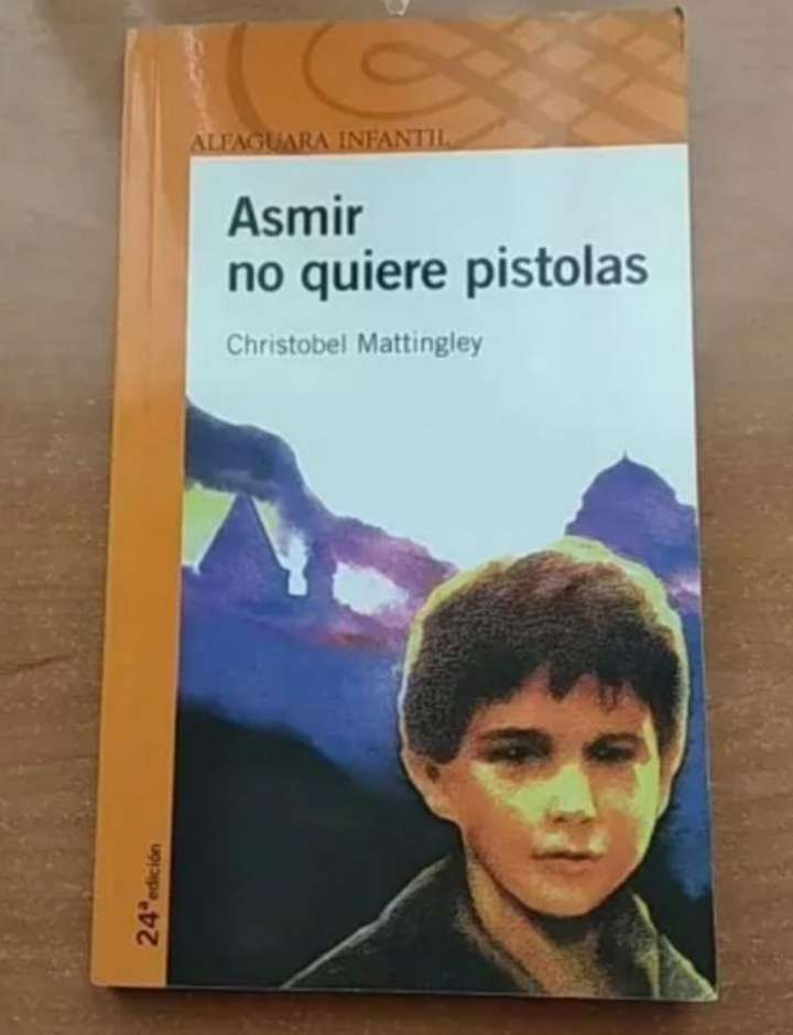 Imagen Asmir no quiere pistolas