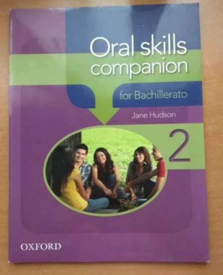 Imagen Oral skills companion