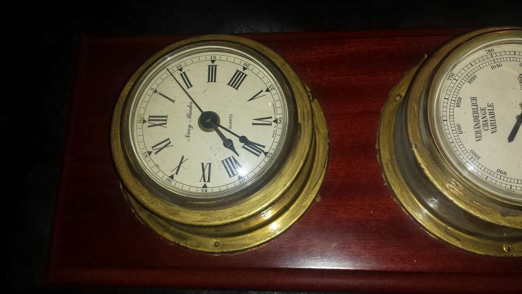 Imagen producto Reloj alemán Navy Master quartz 2