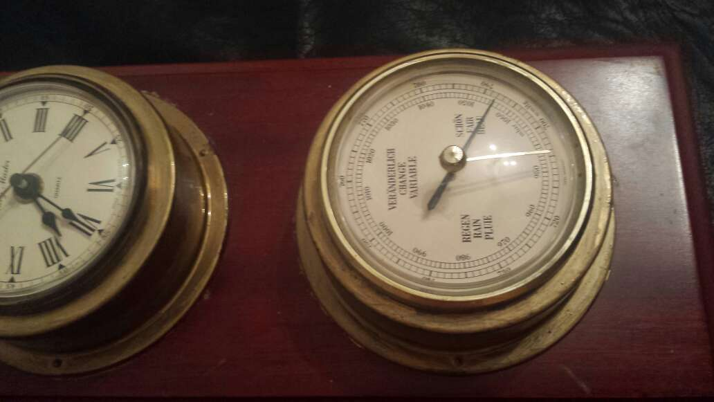 Imagen producto Reloj alemán Navy Master quartz 4