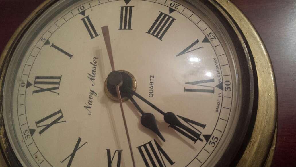 Imagen producto Reloj alemán Navy Master quartz 6