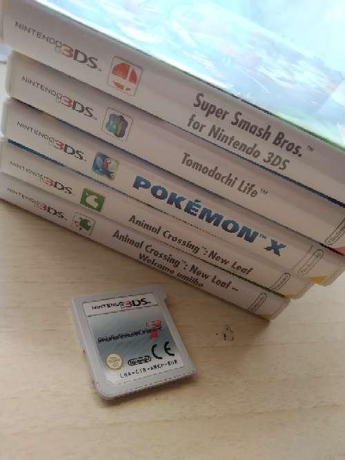 Imagen Juegos Nintendo 3DS. Acepto intercambios.